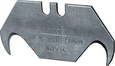 Stanley 10 Stück Hakenklinge, Ersatzklingen 1996