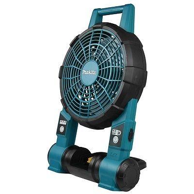 Makita Akkulüfter Akku-Lüfter Ventilator Gebläse DCF300Z f. Akku- o. Netzbetrieb