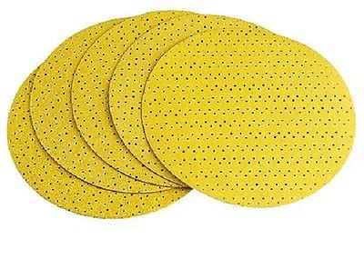 FLEX Klett - Schleifpapier Ø 225 mm, Korn 60 für Giraffe, 1 Stück