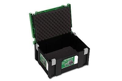 Hitachi Hit Case Größe 3, 402540, HitCase-Aufbewahrungsbox und Transportkoffer