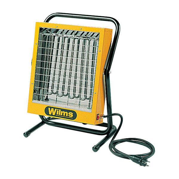 WILMS IR 3 Infrarotheizer Infrarotstrahler Heizgerät Elektroheizer IR3 2900020