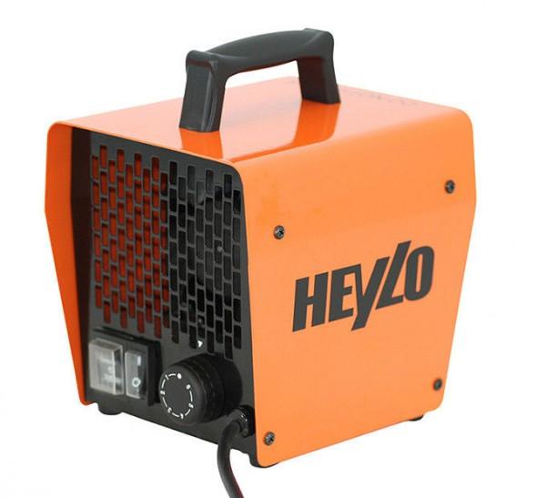 HEYLO Elektroheizer DE 2 XL 1000W / 2000W Werkstattheizung Nr.1101909