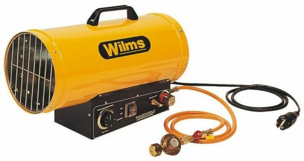 WILMS GHE 15 M Heizgerät Elektroheizer Gasheizer Kombiheizgerät Piezo 1862015