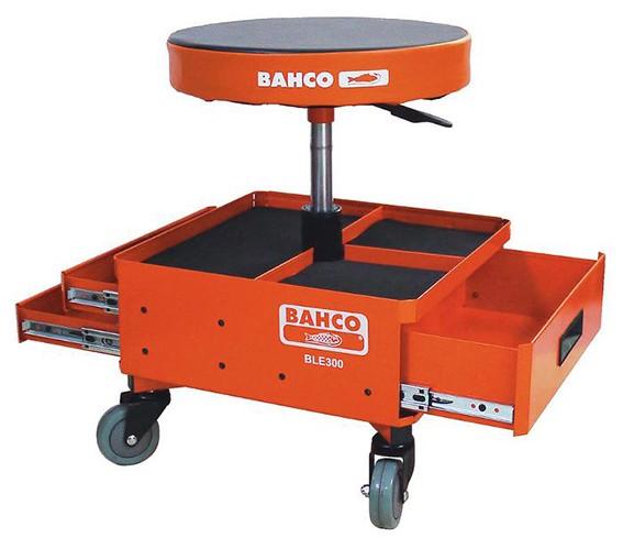 Bahco BLE300 Werkstattstuhl Werkstattwagen Handwerkerstuhl Sitzhilfe BLE 300