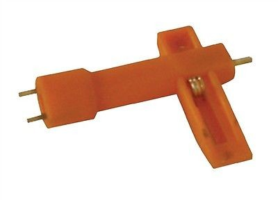 Universal - Schlüssel für Baustellenleuchte, Baustellenlampe mit Umschaltdorn