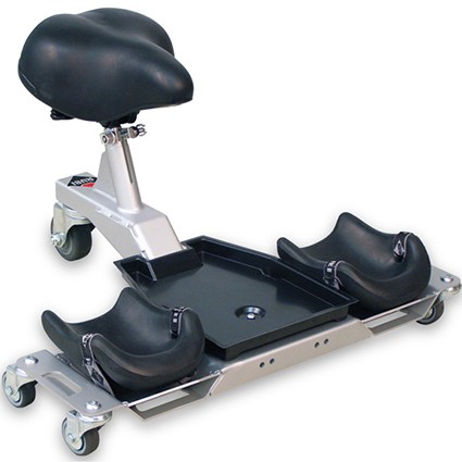 RUBI SR1 Handwerkerstuhl Fliesenleger-Stuhl Handwerkersitz
