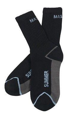Mascot Socken Manica schwarz Gr. 44/48 3er Pack Strümpfe