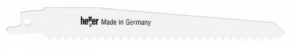 Heller Säbelsägeblatt-Set 5-tlg. 258067 130mm für Holz und Kunststoff