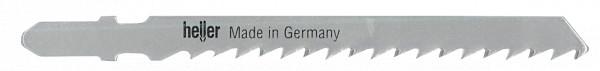Heller Stichsägeblatt-Set 5-tlg. 240031 75mm für Aluminium, PVC, Kalksandstein