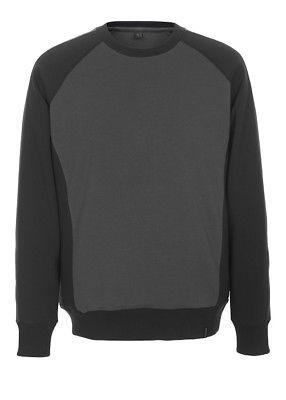 Mascot Sweatshirt Witten, Pullover, Größe XL, dunkelanthrazit/schwarz