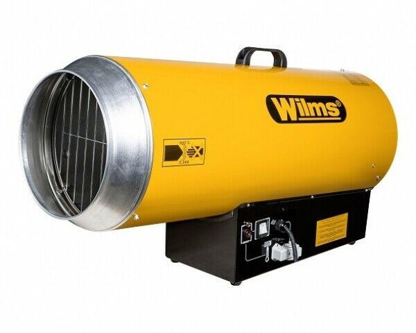WILMS Automatik Gasheizer Gasheizgerät GH 105 TH automatische Zündung 1861105