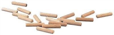 Holzdübel Riffeldübel Buche 8 x 50 mm, 1 kg = ca. 600 Stück