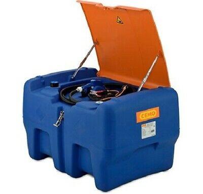 Cemo mobile AdBlue® Tankanlage Tankstation Tankstelle Blue Mobil Easy 440l 11145
