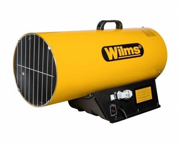 WILMS Automatik Gasheizer Gasheizgerät GH 55 TH automatische Zündung 1861055