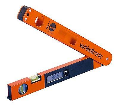 Nedo Winkeltronic Länge 450 mm, digitales Winkelmessgerät Winkelmesser, 405216