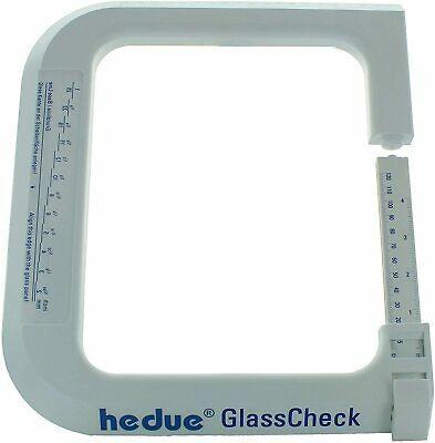 Hedü GlassCheck S311 optischer Glasdickenmesser Glasmessgerät