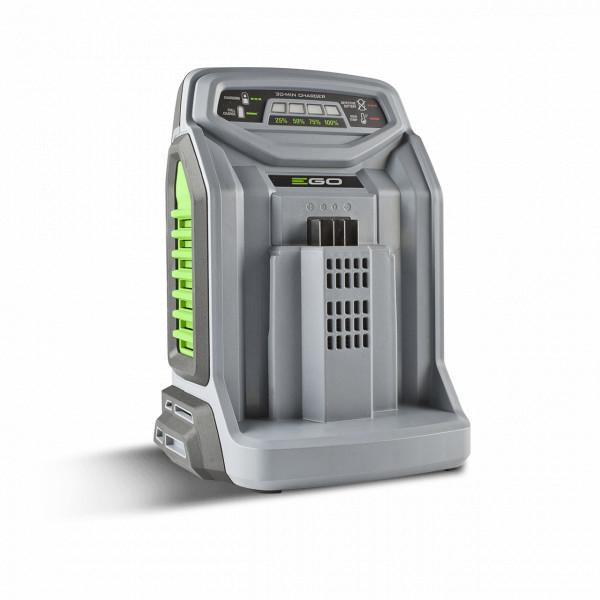 EGO Power+ Schnell-Ladergerät CH5500E für 56 Volt Lithium-Ionen Akkus