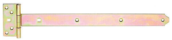 Kreuzgehänge Ladenband Ladenbänder Torband Scharnier Winkel Länge 400mm leicht