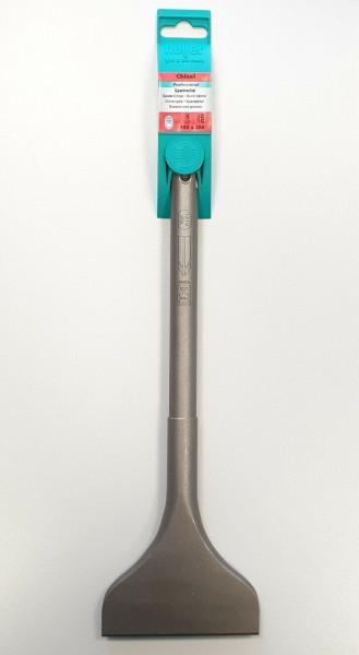 Heller SDS-max Meissel 100x350mm Breitmeissel Spatmeißel Breitmeißel 2511