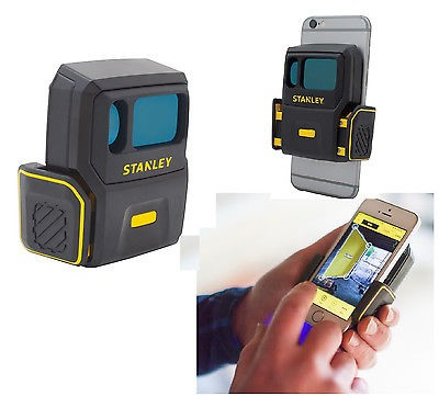 Stanley SMART MEASURE PRO Laser Messgerät Entfernungsmesser STHT1-77366