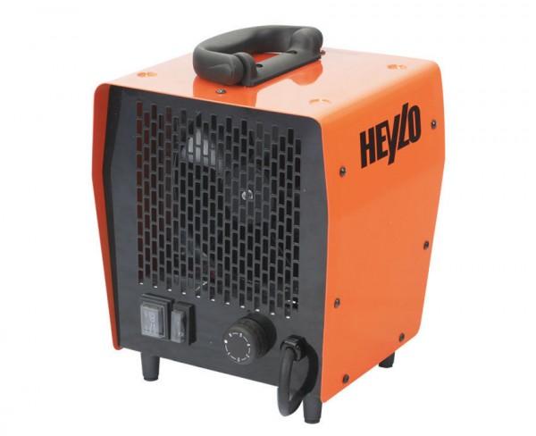 HEYLO Elektroheizer DE 3 XL 1500W / 3000W Werkstattheizung Nr.1101903