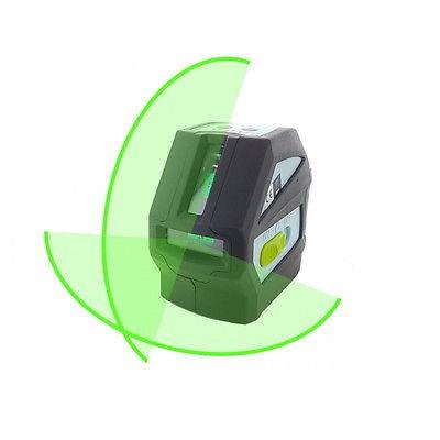 HEDÜ Kreuz-Linienlaser L1G Kreuzlinienlaser grüner Laser Innenausbau m. 2 Linien
