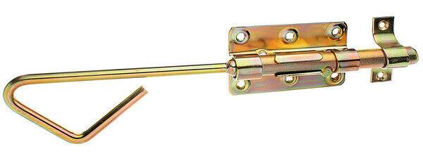Bolzen-Stangenriegel Bolzenriegel Verriegelung Verschluß 320 mm GAH 129149