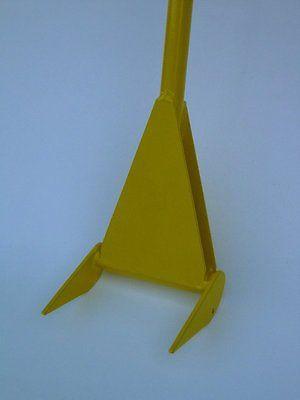 Dachlattenheber Lattenheber Demontageeisen 150 mm Modell 80 Länge: 82 cm