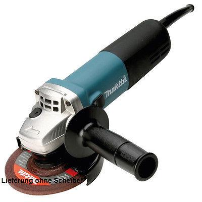 Makita 9558NBRZ Einhand-Winkelschleifer Ø 125 mm 840 Watt 9558 NBRZ Sondermodell