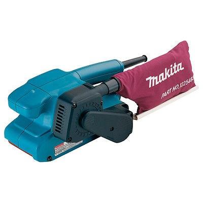 Makita 9910J Bandschleifer 9910 650 W, Schleifband 76 x457 mm, im MakPac Gr. 3