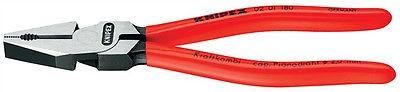 Knipex Kraftkombizange Kombizange 02 01 200, Länge 200 mm