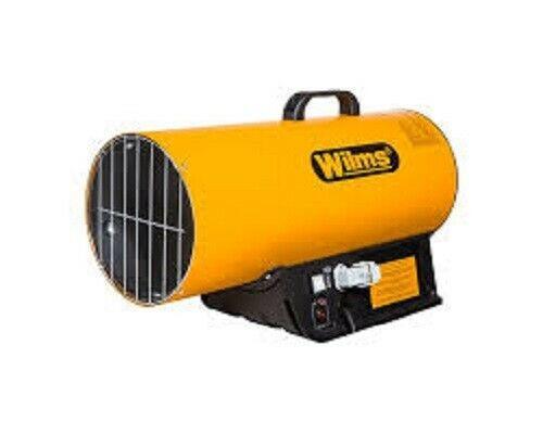 WILMS Automatik Gasheizer Gasheizgerät GH 40 TH automatische Zündung 1861045