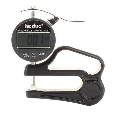 HEDÜ digitales Dicken-Meßgerät Dickenmeßgerät Materialstärken-Messgerät S365
