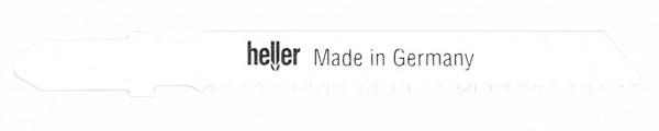 Heller Stichsägeblatt-Set 5-tlg. 240086 55mm für Bleche aus Stahl 1,2-2,0mm