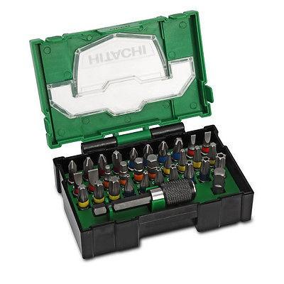 Hitachi 32-teil. Bitsatz Bitset Bitbox Bit -Sortiment 32 Bits mit viel TX in Box