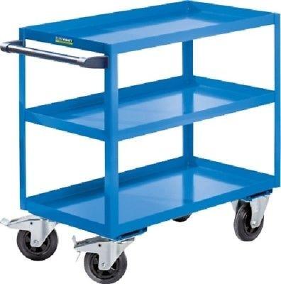 BEG 454037 Montagewagen Hilfswagen Werkstattwagen Tischwagen 350 kg mit 3 Ebenen