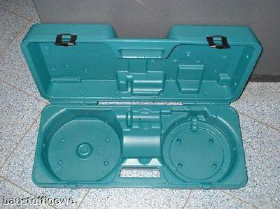 Makita Leerkoffer f. Zweihand-Winkelschleifer 230 mm Ø, leerer Koffer 824958-7