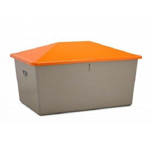 CEMO Streugutbehälter Streugutkiste Streugutbox Streubox 550 - 2000 Liter