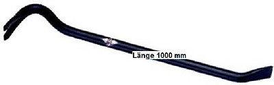 PICARD Nageleisen Brechstange 46D, Länge 1000 mm, besonders stabil