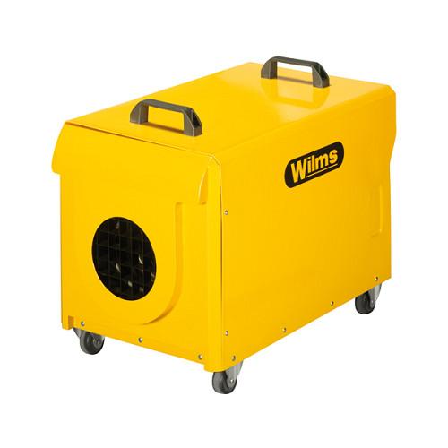 WILMS Elektroheizer EL 10 Heizer Heizgerät Heizlüfter EL10 2800010