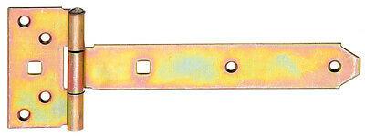 Kreuzgehänge Ladenband Ladenbänder Torband Scharnier Winkel Länge 200mm leicht