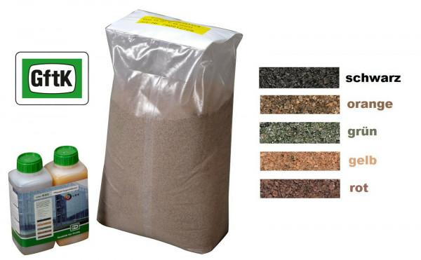 GftK vdw 830 2K Pflasterfugenmörtel Color 25+2kg für Natur- u Betonstein