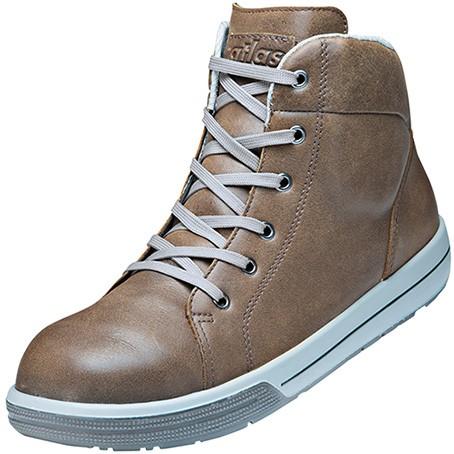 Atlas Arbeits-Sneaker A515 XP S3, braun
