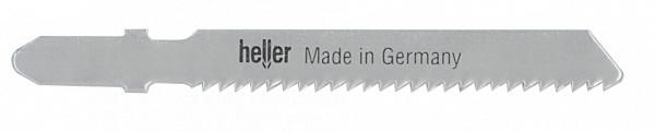 Heller Stichsägeblatt-Set 5-tlg. 240024 50mm Vezahnung für Stahl Buntmetall Alu