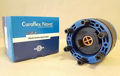 DOYMA Curaflex Nova Multi Dichtungseinsatz DN 100 für Rohre Kabel von 20 - 63 mm