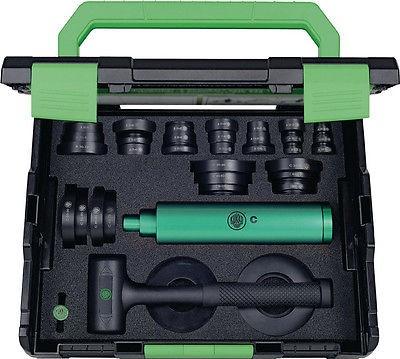 Kukko Lagereinbau-Werkzeugsatz Bohrungs-Ø 10 - 50 mm Lagereinbau-Werkzeug