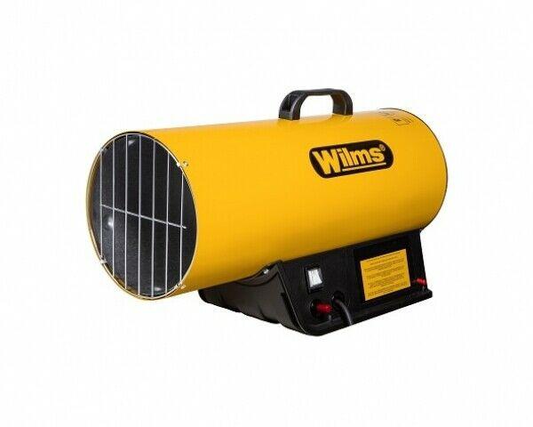 WILMS GH 40 M Heizgerät Heizer Gasheizer Gasheizgerät mit Piezo Zündung 1861040