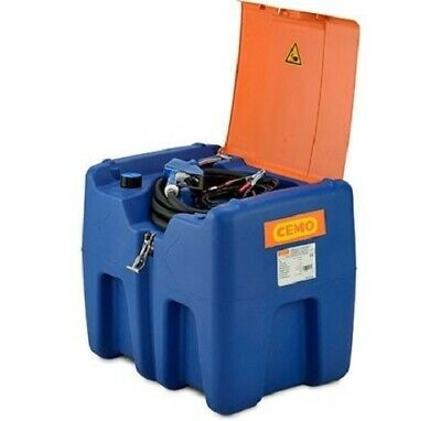 Cemo mobile AdBlue® Tankanlage Tankstation Tankstelle Blue Mobil Easy 210l 11144