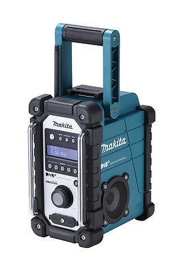 Makita DMR 110 Bauradio Radio Baustellenradio DMR110 DAB DAB+ für Digitalradio