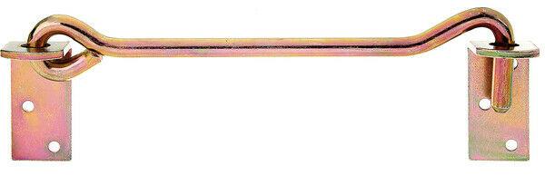 Sturmhaken mit Winkelplatten Haken Verriegelung Verschluß GAH 209216
